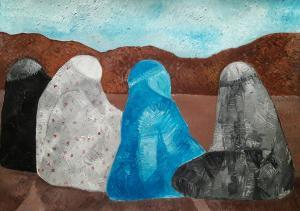four women  rojano mohamadzade