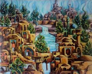 Dream City 1  mehdi khajooei