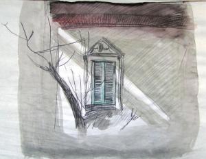 abandoned house 3  marjan nemati