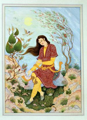 Wishing Mirag  aliashraf ghanbari