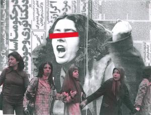 revolution  atoosa safavizadeh