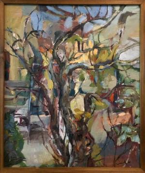 paternal house fig tree  Yasaman Servatian