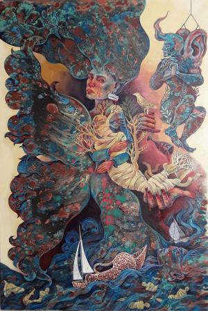 Hafez-jan 1  Samira Darya