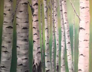 Trees,  Sepideh Ghaemmagham