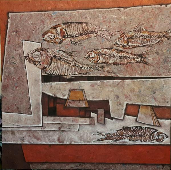 Works Of Art Mazaher Afrozi