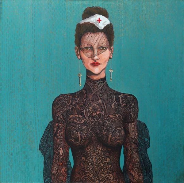 Works Of Art Maryam Aghaee