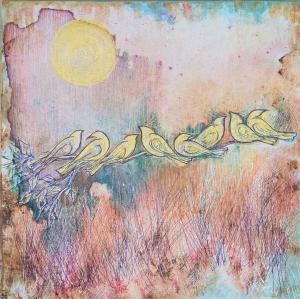 Untitled  Farzaneh Mahjoobi