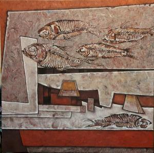 Fosil 1  Mazaher Afrozi
