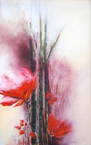 flowers 1  Mehrnoosh Asgari