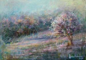 Landscape4  Parisa Rahmani