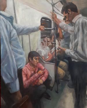 Metro tehran  Shayan  Ostovar