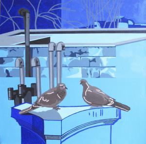birds  katayoun tehrani