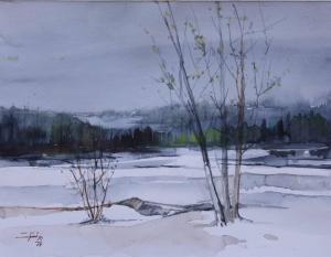 زمستان از احمد فتوت