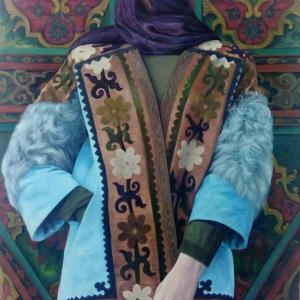 Identityno12  Mehri Bazrkar