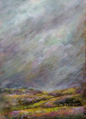 Landscape3  Parisa Rahmani