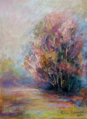 Landscape1  Parisa Rahmani