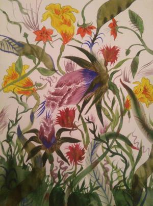Flowers  Gelareh Espomahalli