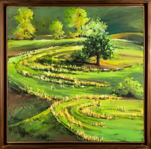 Works Of Art Ghazaleh Akhavan Zanjani