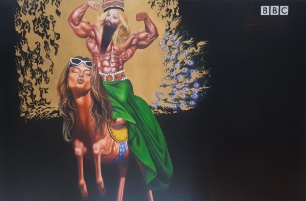 Works Of Art Hamid Hemayatian