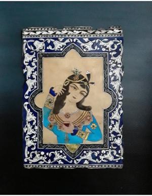 Persian painting one  luisa afshanfar