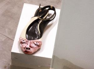 The Shoe 4  Elmira Salamat