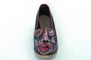The Shoe 1  Elmira Salamat