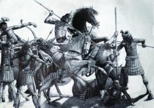 mogul attack 2  Hamid Hemayatian