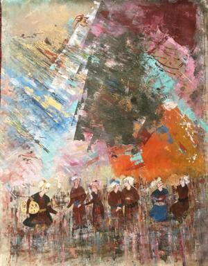 Works Of Art Soheila Lashgari