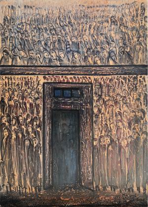 Untitled  Manouchehr Niazi