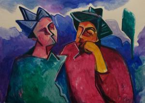 Double silence  Hadi Khani