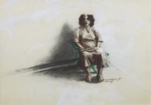 Untitled  Manouchehr Motabar