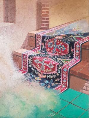 The Paternal House  Shamsolah Saedi