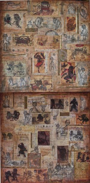 72 Demons  soliman  Fatemeh Ahankar