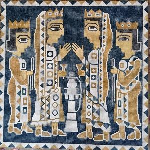 Archimeadian queens   Parvin  Fattahizadeh