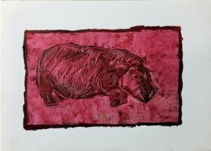 hippopotamus  puriya marzban