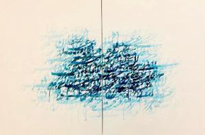 بجان دلبرم کز هردو عالم  تنمای دگر جز دلبرم نیست  از احمد محمدپور