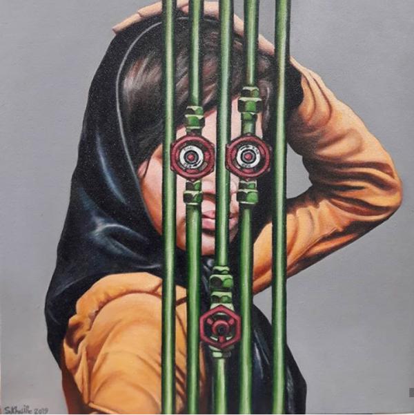 Works Of Art  Sadegh Khalife