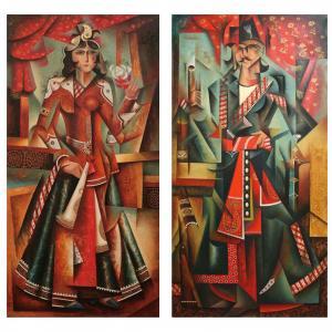 Works Of Art Hooman  Bayat