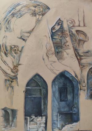 Works Of Art fatemeh feili