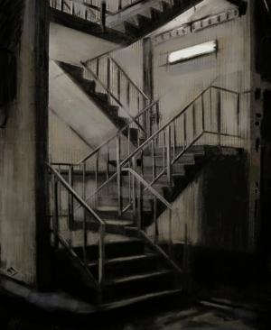 Stairs2  Sobhan Sajjadieh