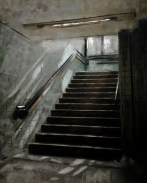 Stairs  Sobhan Sajjadieh