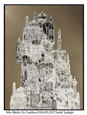 tower of peace  Sadaf Sadeghi