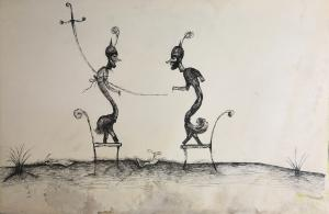Untitled  Ardeshir Mohasses