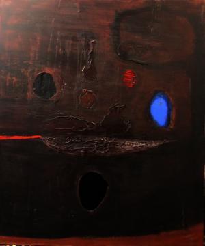 abstract eight  kiana rashidi
