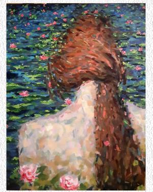 Water lily  Samira Pasha