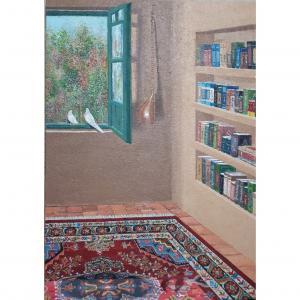 Fathrrs house  Shamsolah Saedi