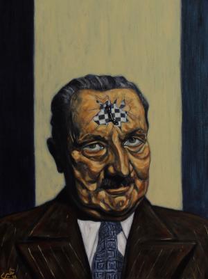 face to face with philosophers -Heidegger  Sina Naziri