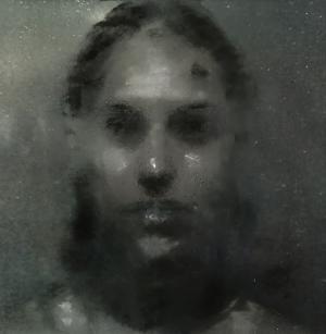Foggy girl  Sobhan Sajjadieh