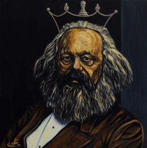 face to face with philosophers -Marx  Sina Naziri