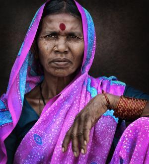 Indian Woman 3  Ayla Hashemi